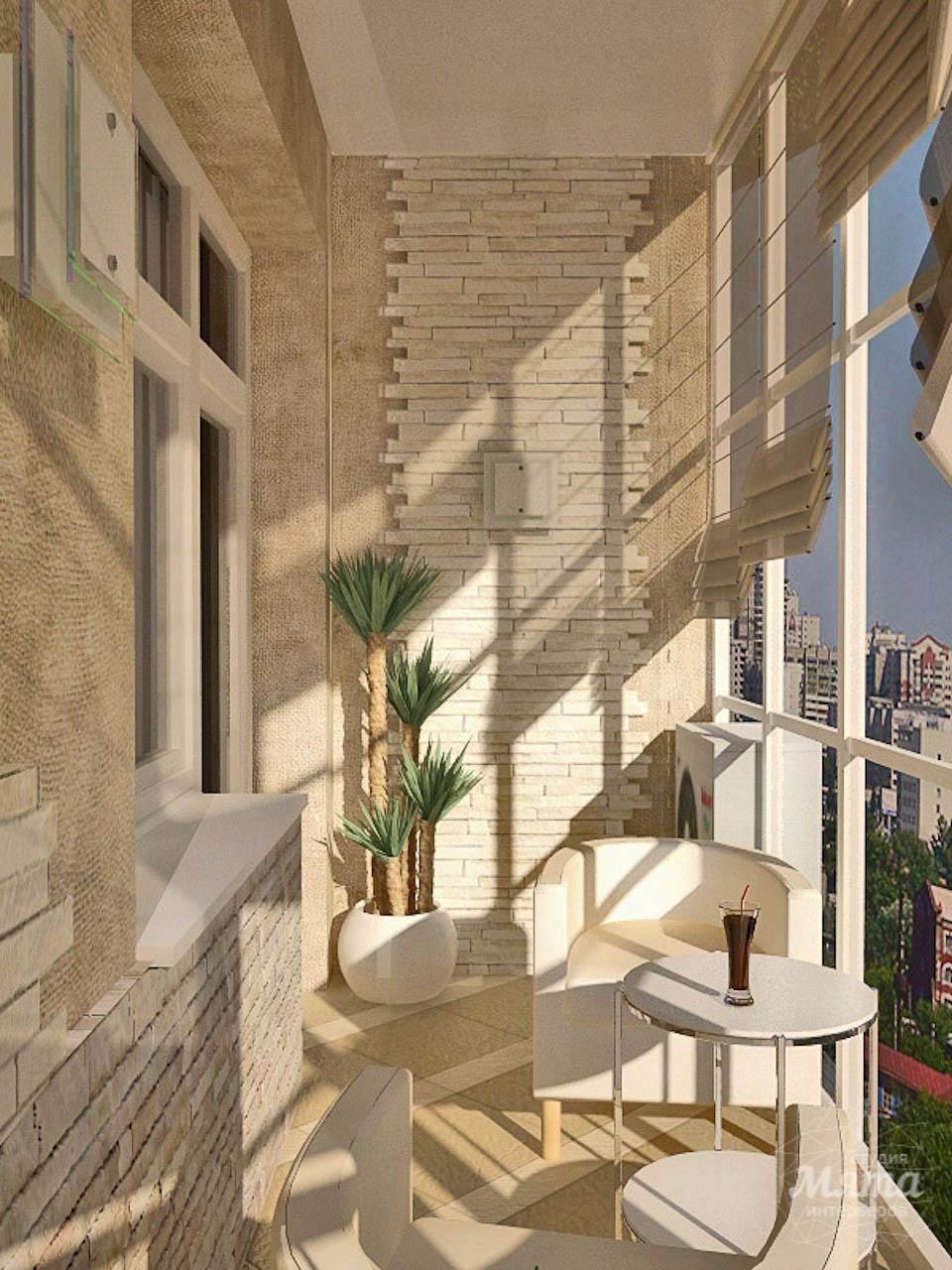 Дизайн интерьера трехкомнатной квартиры по ул. Папанина 18 img540892152