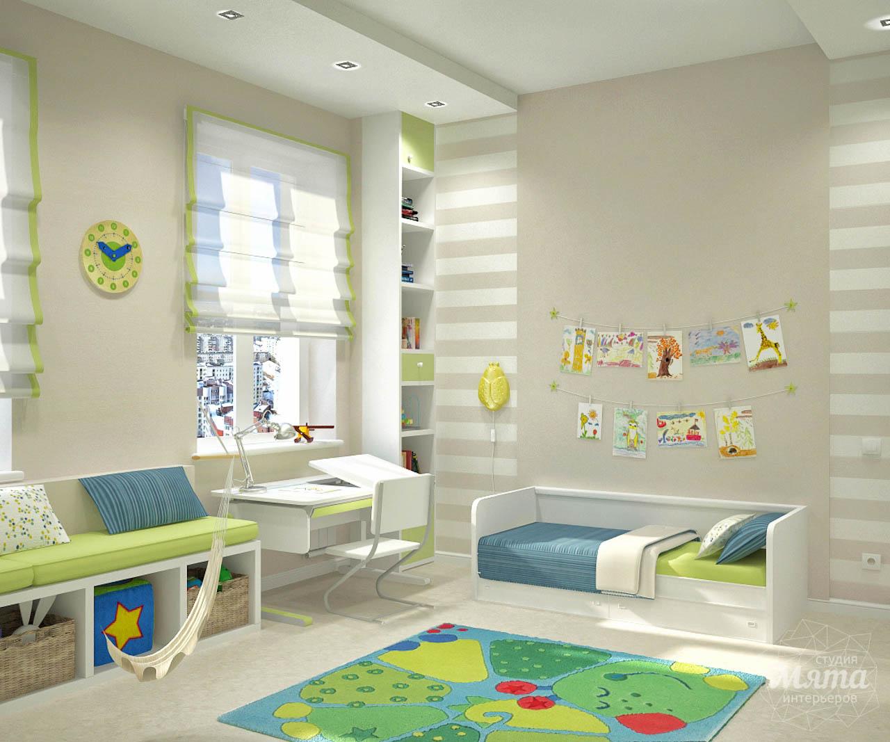 Дизайн интерьера и ремонт трехкомнатной квартиры по ул. Чкалова 124 img984355086