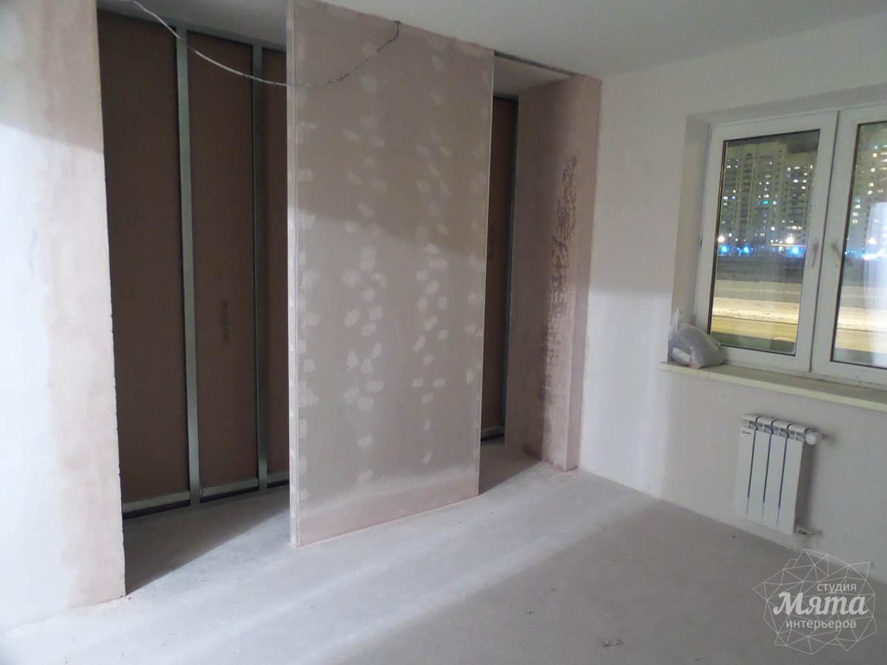 Дизайн интерьера и ремонт трехкомнатной квартиры по ул. Фучика 9 3