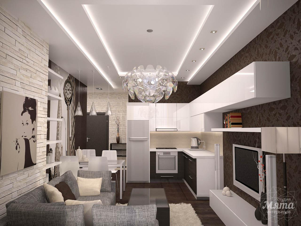 Дизайн интерьера трехкомнатной квартиры по ул. Папанина 18 img1214853551