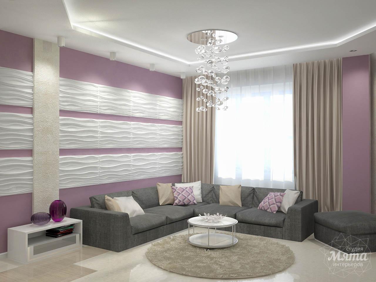Дизайн интерьера и ремонт трехкомнатной квартиры по ул. Чкалова 124 img1354880209