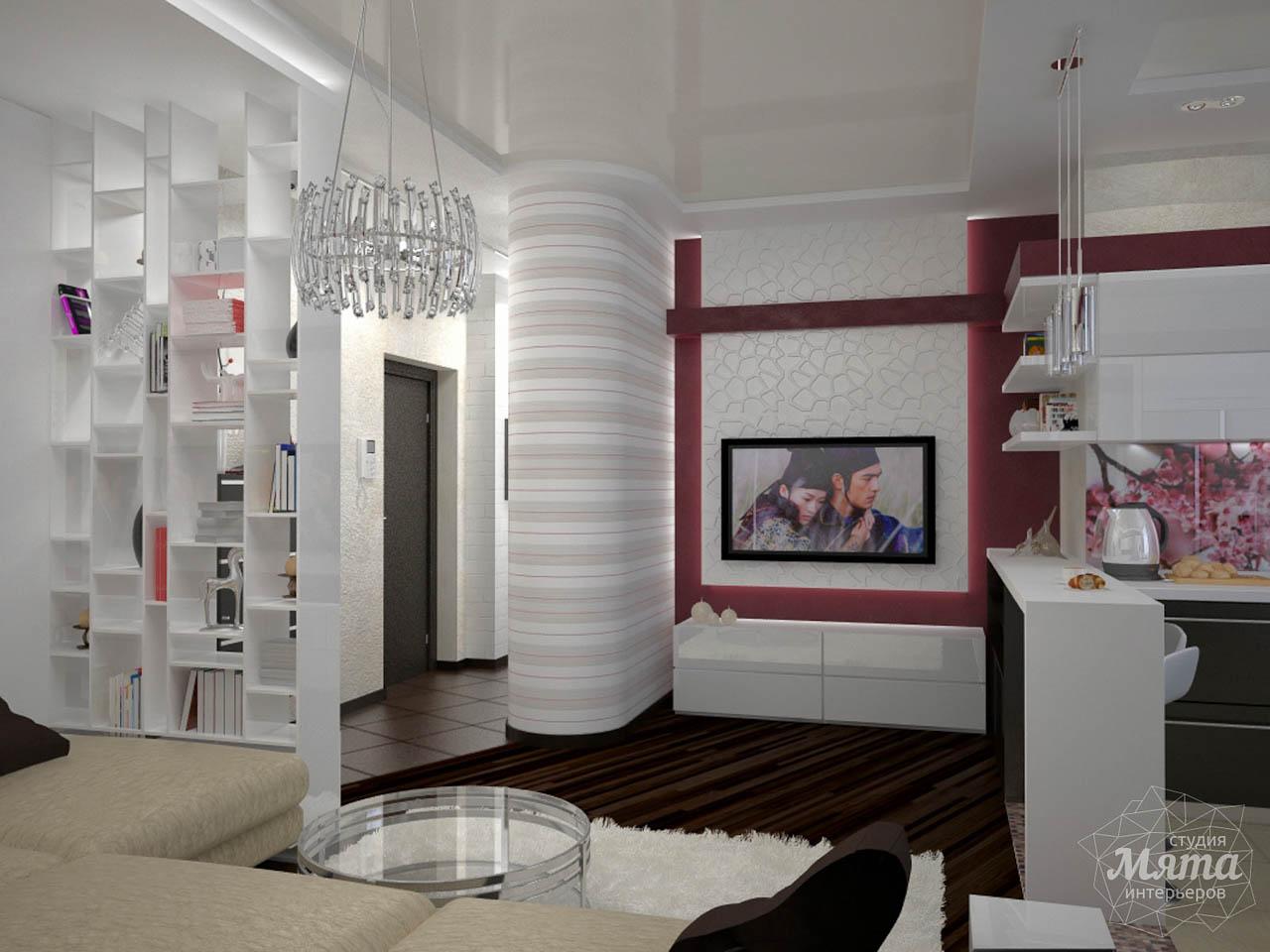 Дизайн интерьера и ремонт трехкомнатной квартиры по ул. Попова 33а img955529496