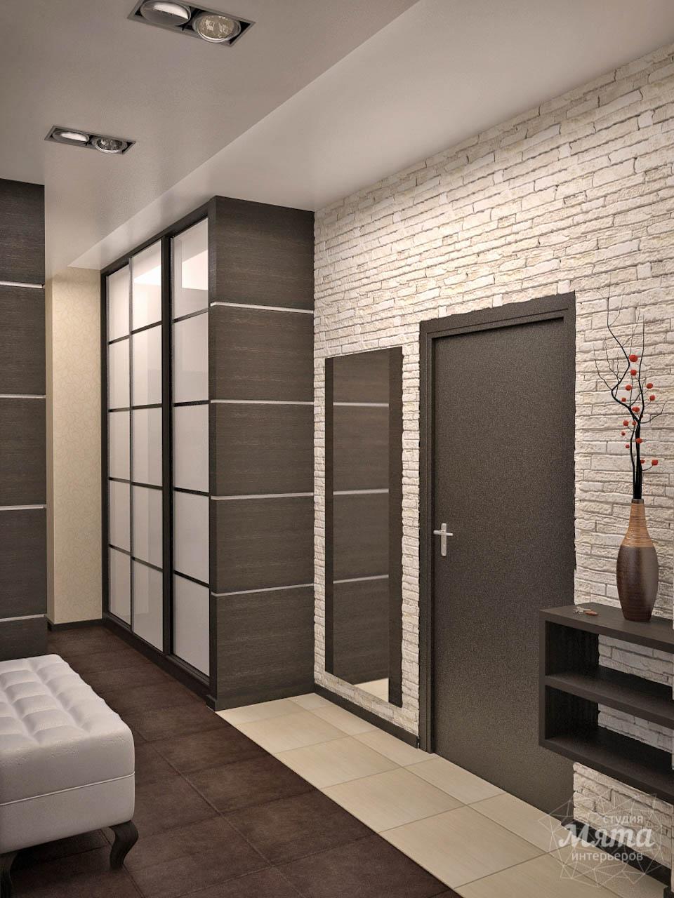 Дизайн интерьера трехкомнатной квартиры по ул. Папанина 18 img871568745