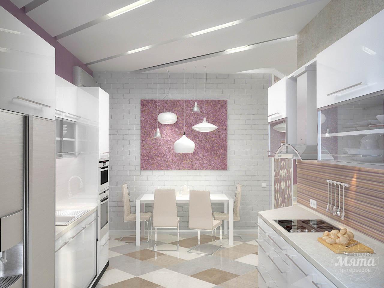 Дизайн интерьера и ремонт трехкомнатной квартиры по ул. Чкалова 124 img779684519