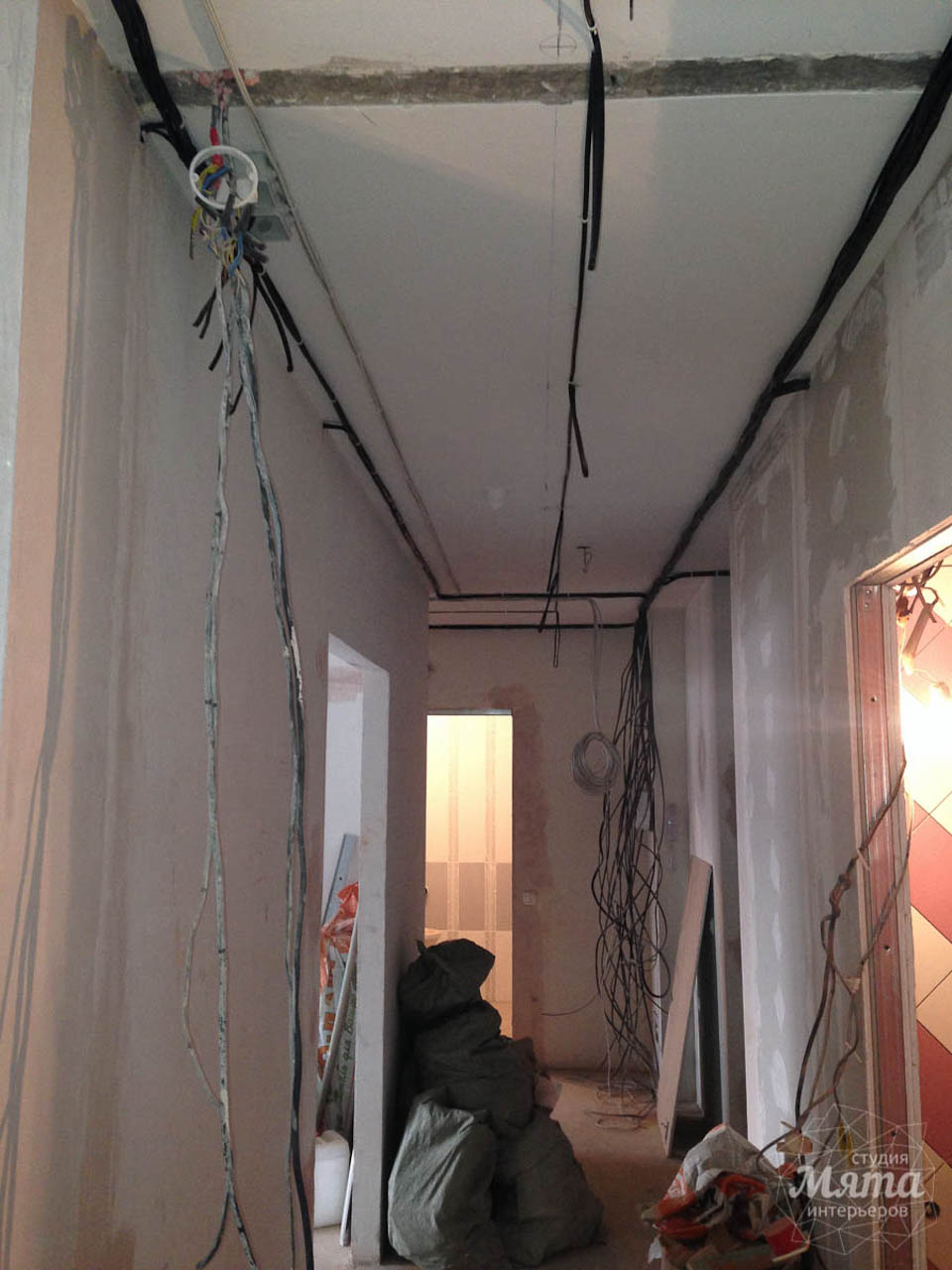 Дизайн интерьера и ремонт трехкомнатной квартиры по ул. Фучика 9 1