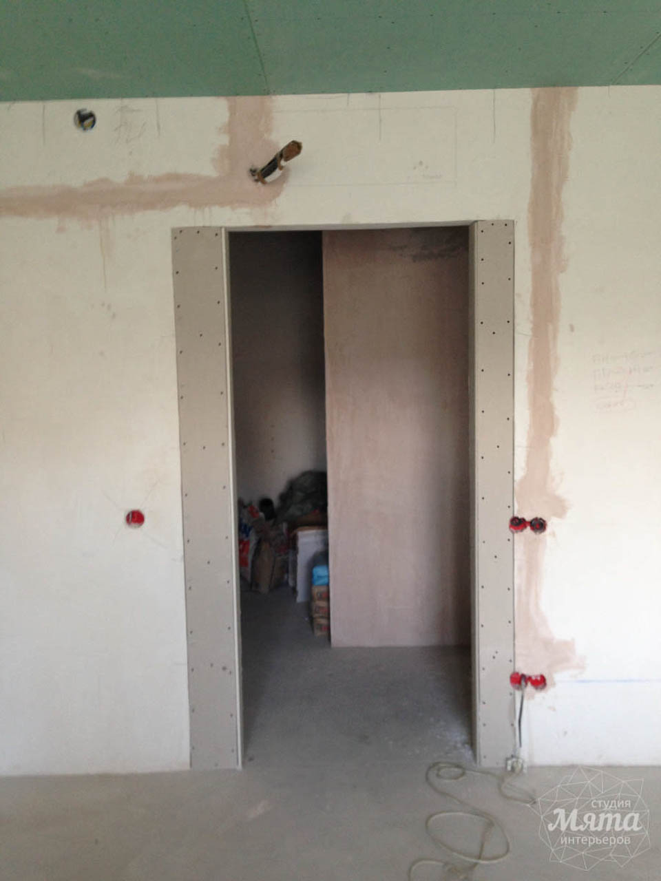 Дизайн интерьера и ремонт трехкомнатной квартиры по ул. Фучика 9 21