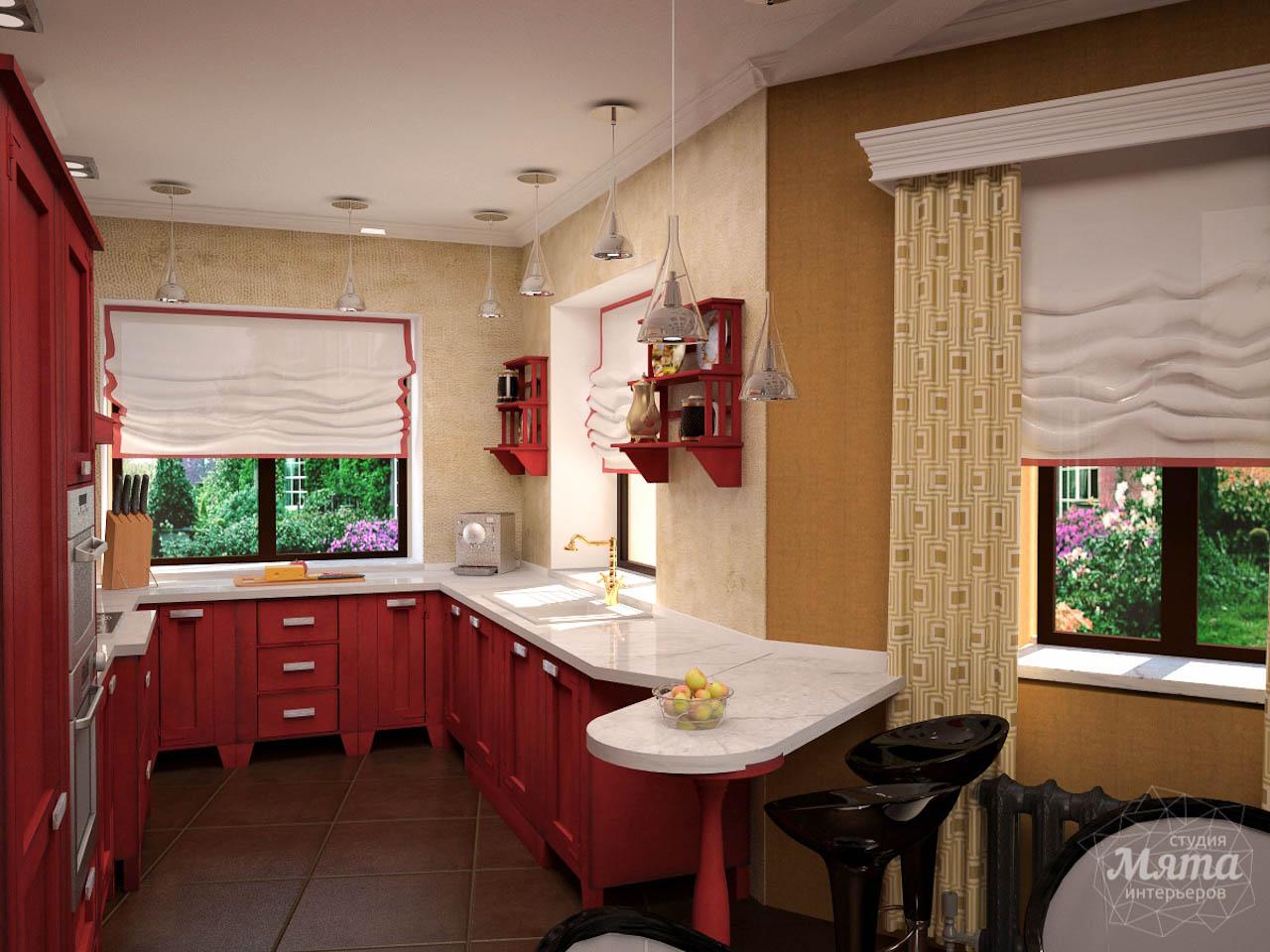 Дизайн интерьера коттеджа первого этажа по ул. Урожайная 17 img1649764919