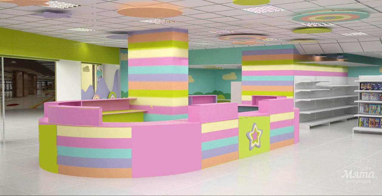 Дизайн интерьера и ремонт детского гипермаркета по ул. Щербакова 4 img1285425109