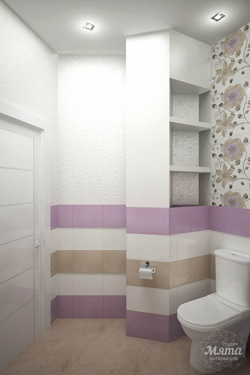 Дизайн интерьера и ремонт трехкомнатной квартиры по ул. Чкалова 124 img1696266063