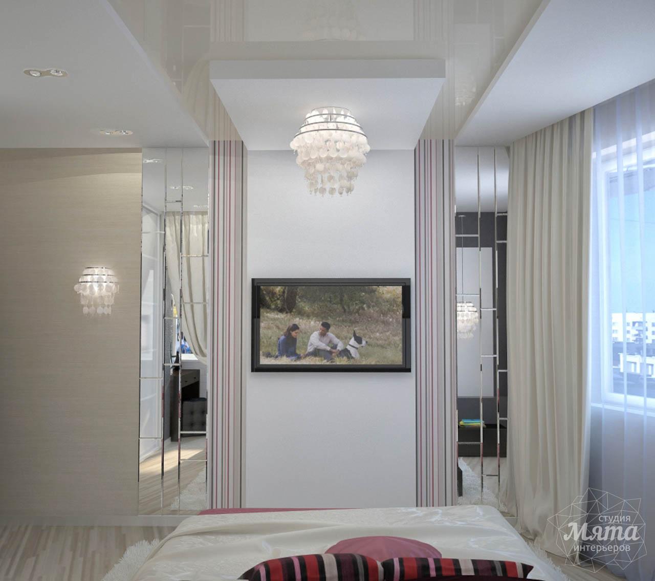 Дизайн интерьера и ремонт трехкомнатной квартиры по ул. Попова 33а img1657076738