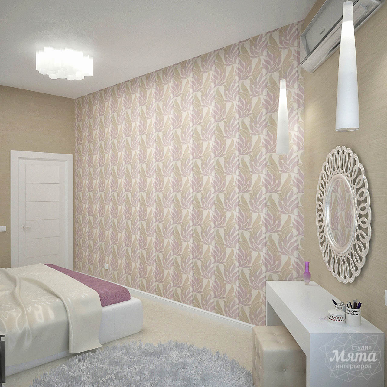 Дизайн интерьера и ремонт трехкомнатной квартиры по ул. Чкалова 124 img340120255