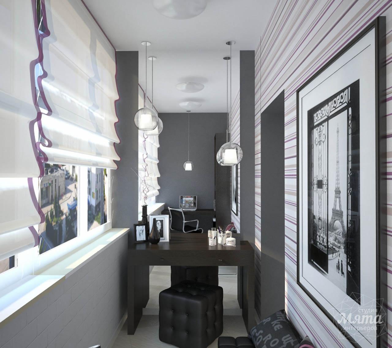 Дизайн интерьера и ремонт трехкомнатной квартиры по ул. Попова 33а img441095073