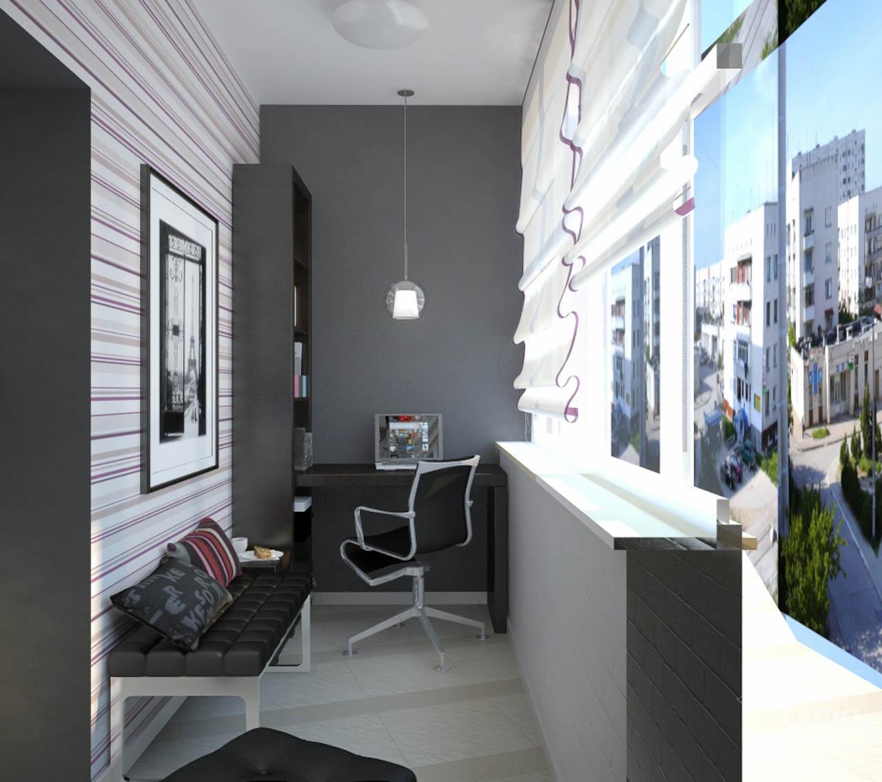 Дизайн интерьера и ремонт трехкомнатной квартиры по ул. Попова 33а img816612989