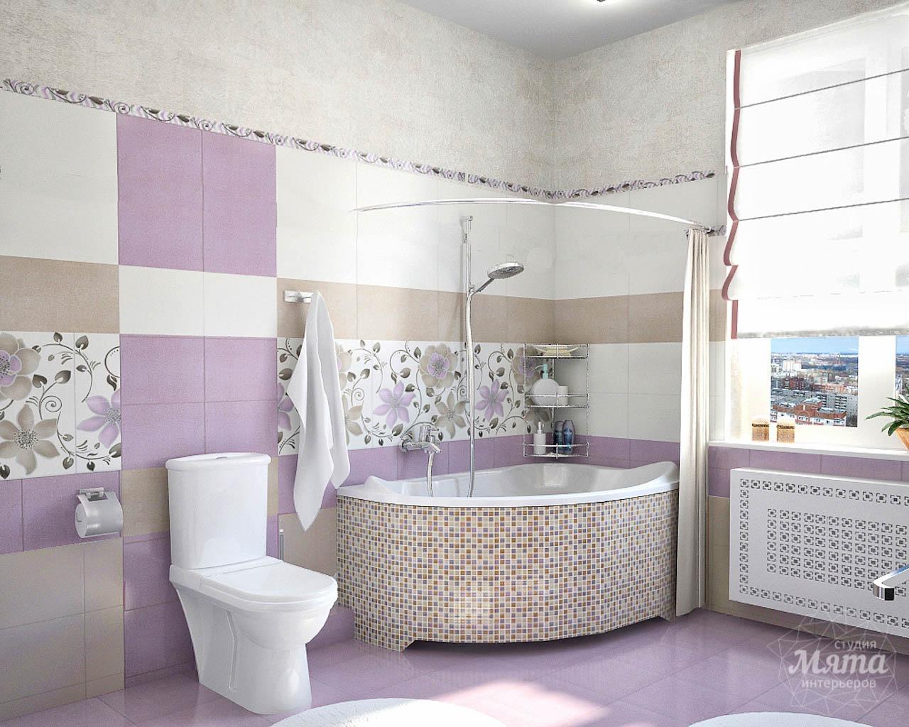 Дизайн интерьера и ремонт трехкомнатной квартиры по ул. Чкалова 124 img967064743