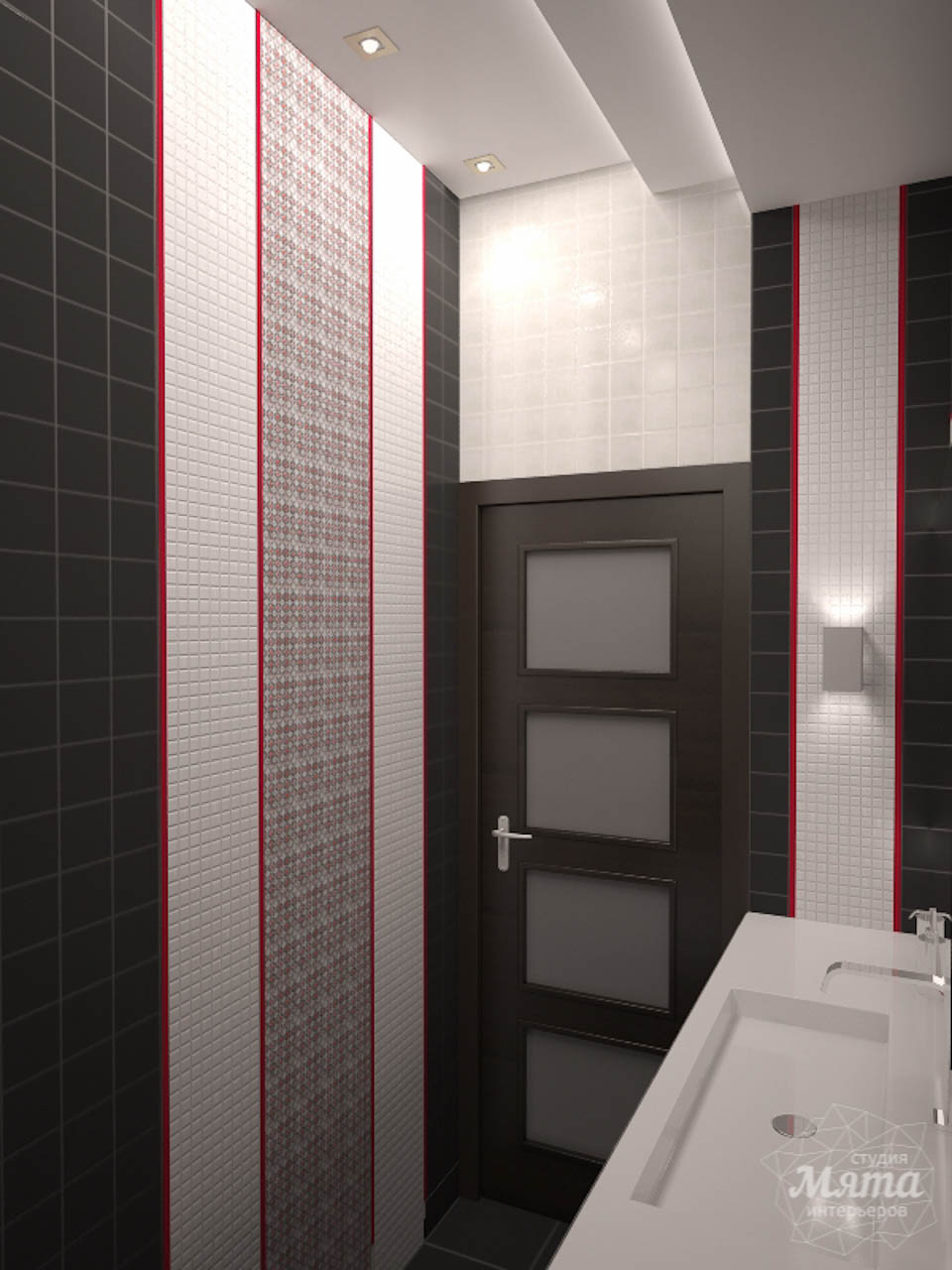 Дизайн интерьера трехкомнатной квартиры по ул. Папанина 18 img1566324437