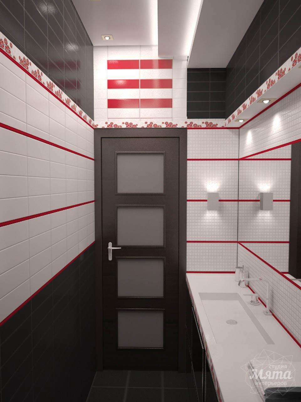 Дизайн интерьера трехкомнатной квартиры по ул. Папанина 18 img122665068