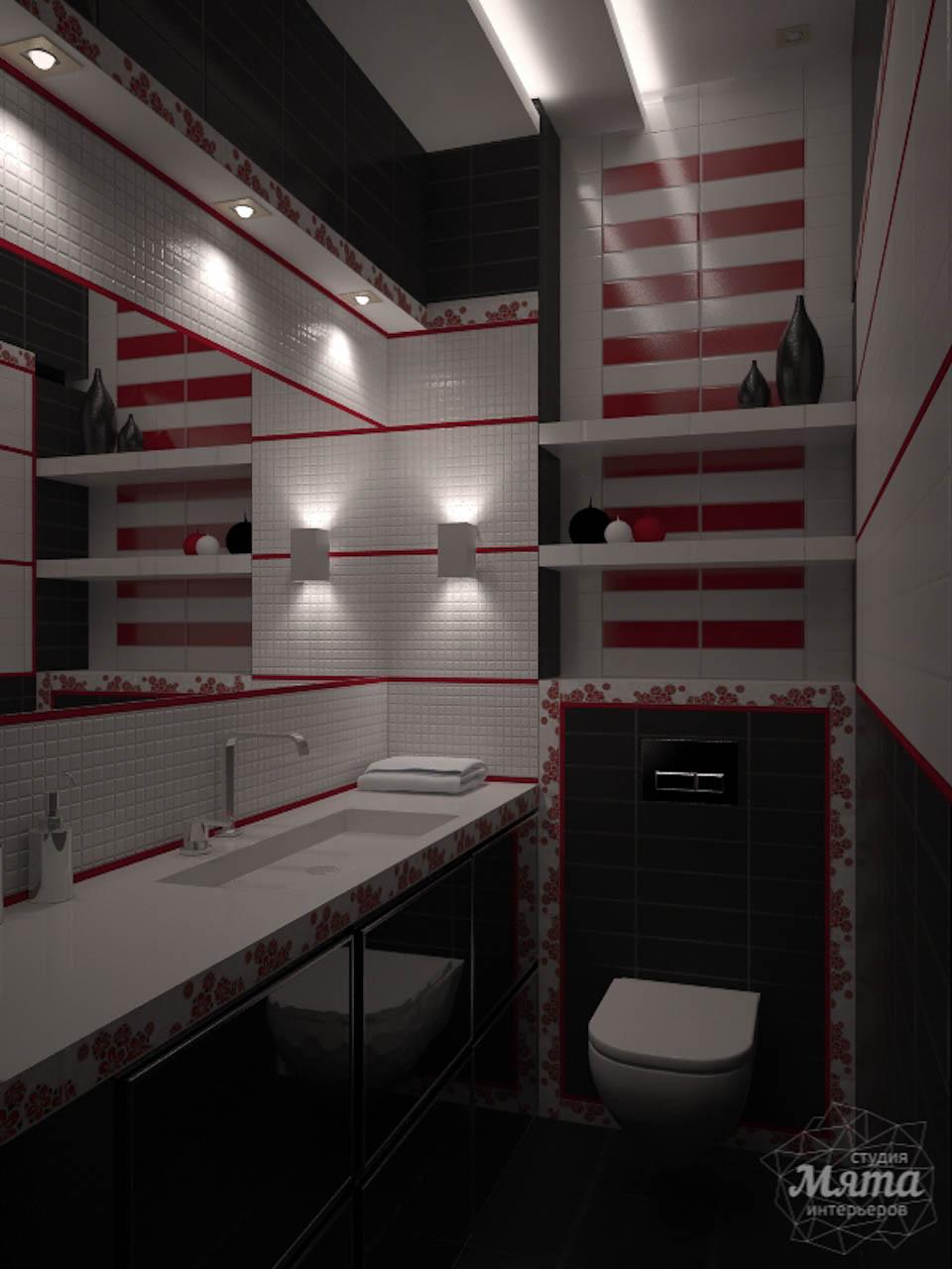 Дизайн интерьера трехкомнатной квартиры по ул. Папанина 18 img1888196262