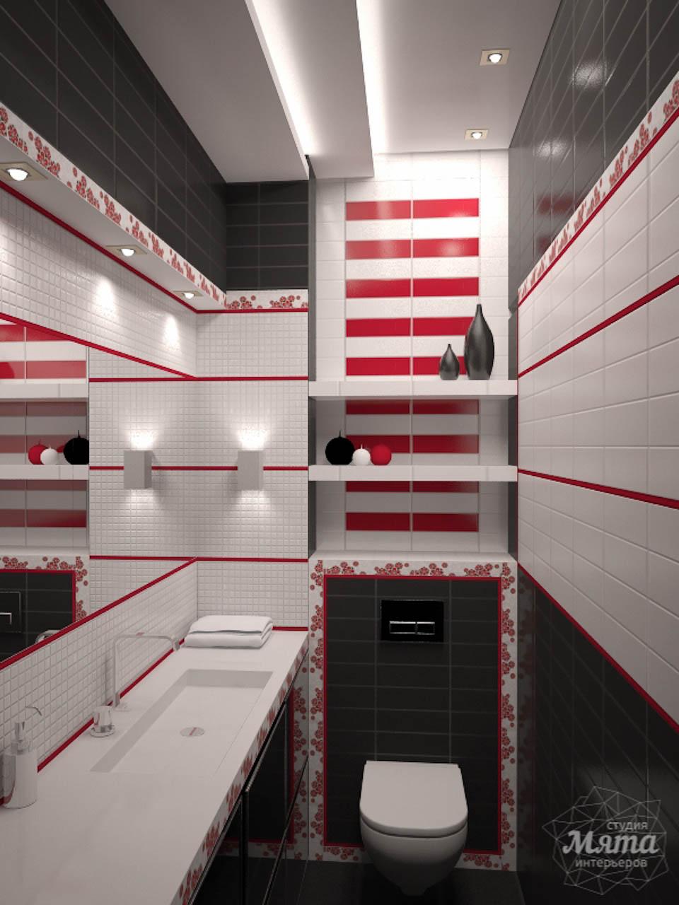Дизайн интерьера трехкомнатной квартиры по ул. Папанина 18 img526786548