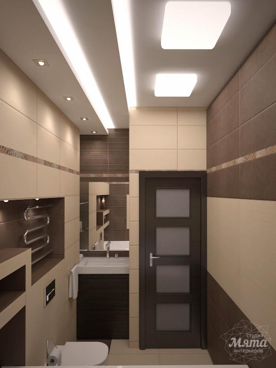 Дизайн интерьера трехкомнатной квартиры по ул. Папанина 18 img99988597