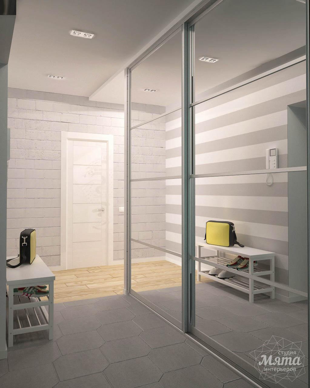 Дизайн интерьера и ремонт однокомнатной квартиры по ул. Сурикова 53а img504798450
