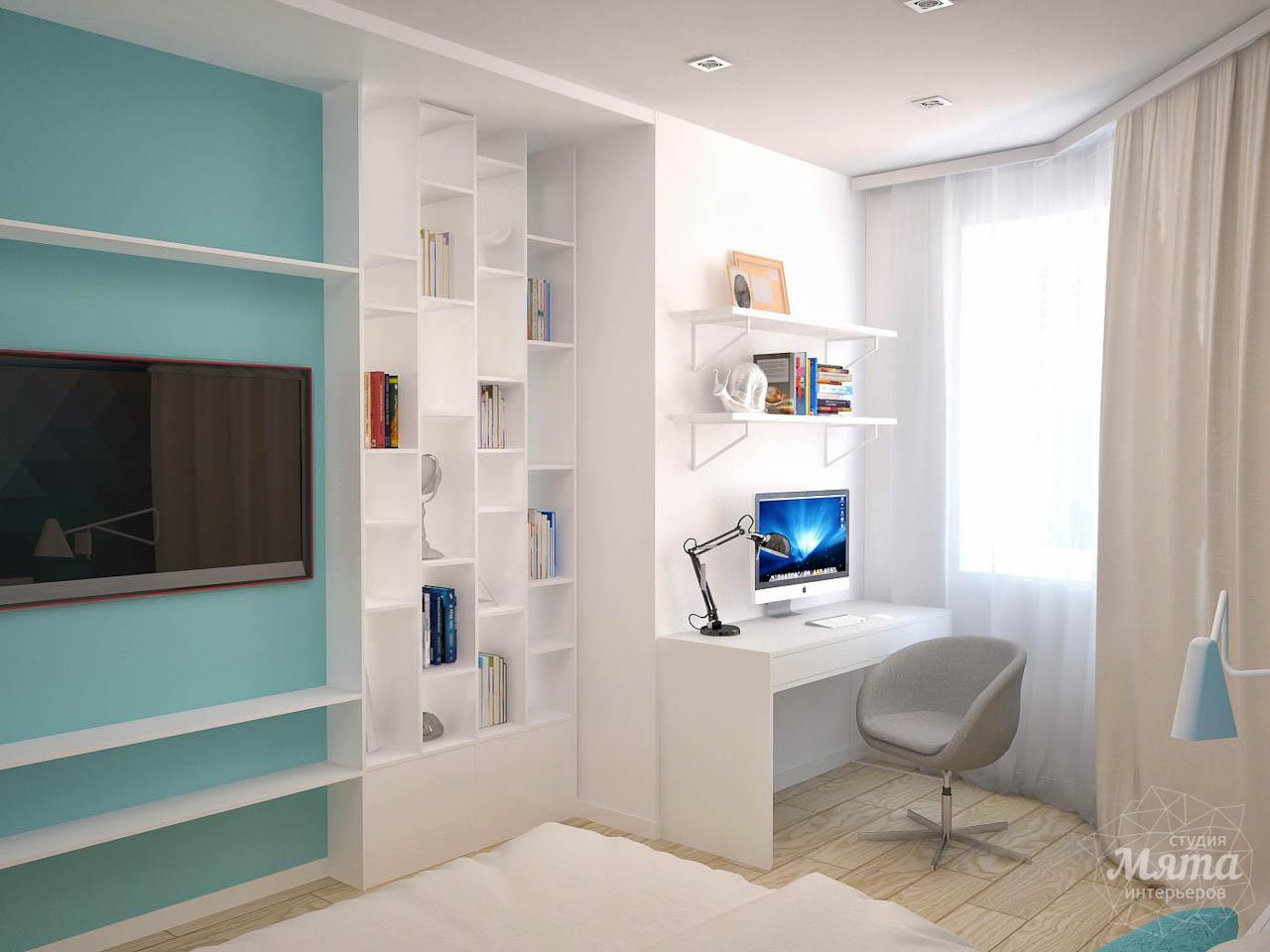 Дизайн интерьера и ремонт однокомнатной квартиры по ул. Сурикова 53а img1875631507