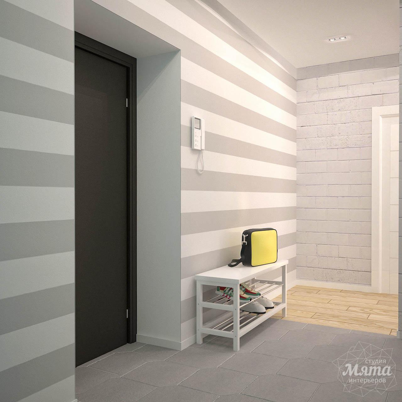 Дизайн интерьера и ремонт однокомнатной квартиры по ул. Сурикова 53а img2063746224