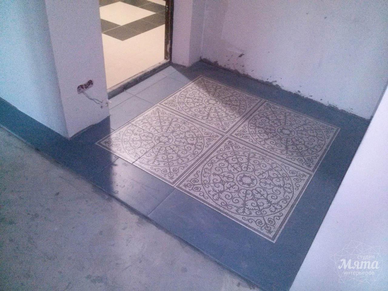 Дизайн интерьера и ремонт трехкомнатной квартиры по ул. Фучика 9 32