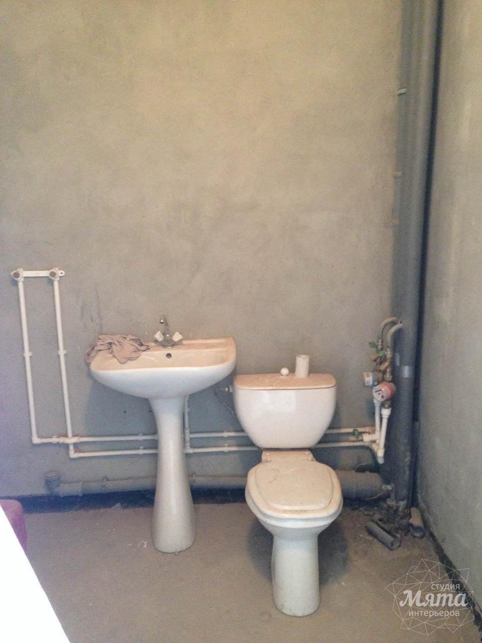 Дизайн интерьера и ремонт однокомнатной квартиры по ул. Сурикова 53а 30