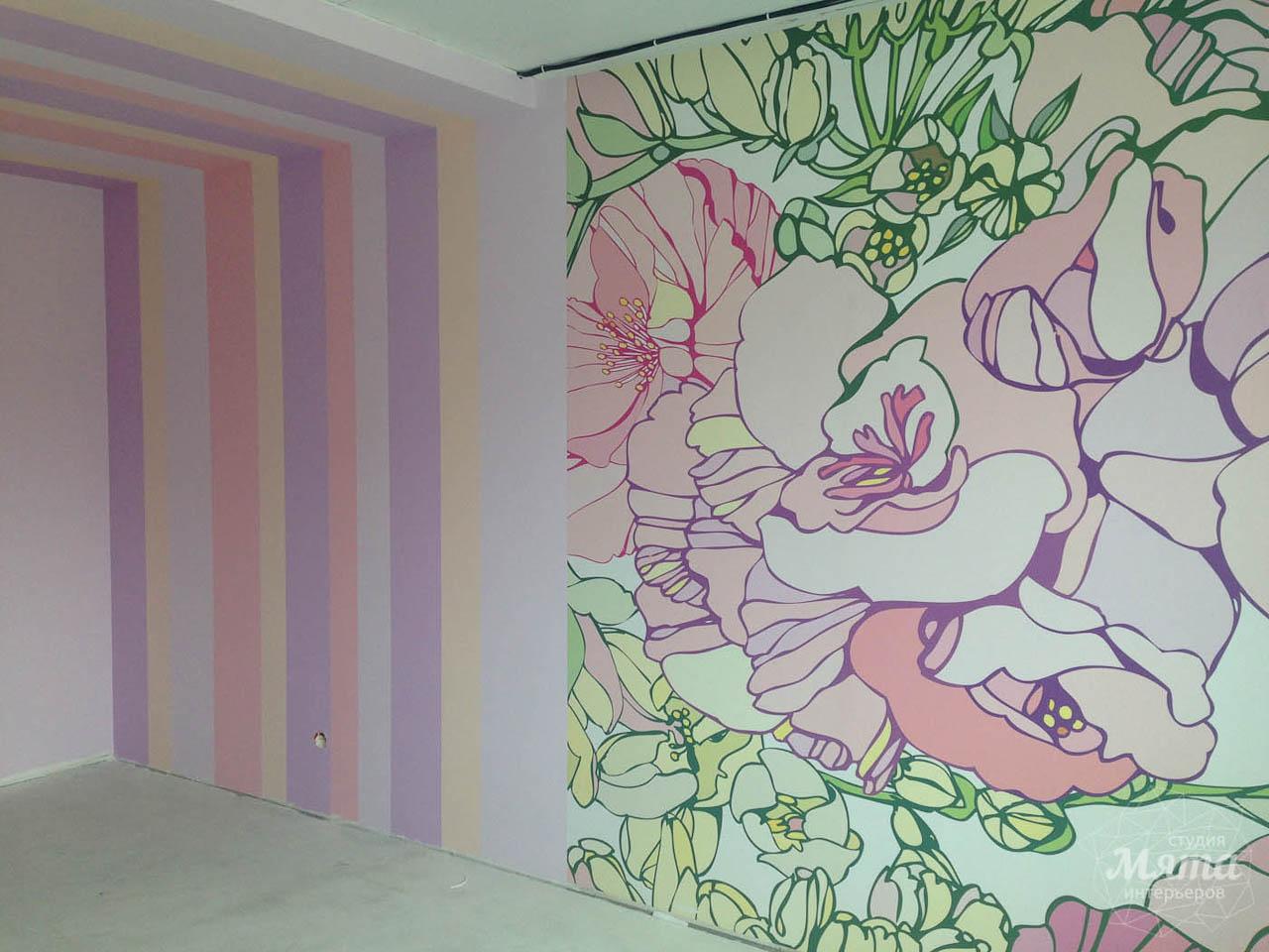 Дизайн интерьера и ремонт трехкомнатной квартиры по ул. Фучика 9 30