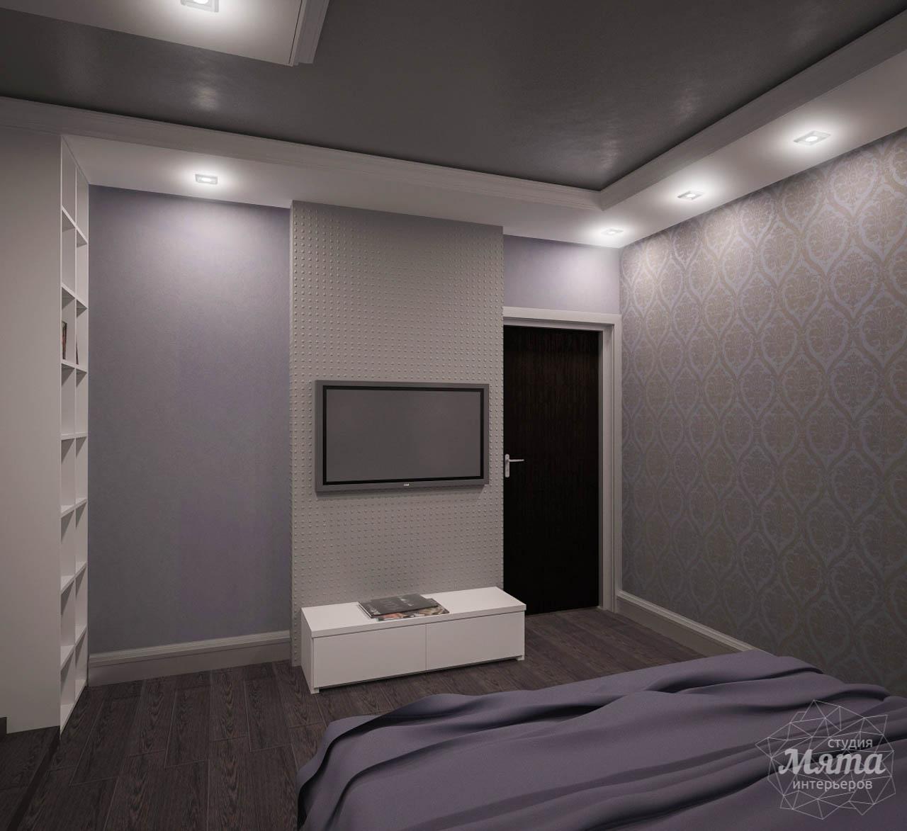 Дизайн интерьера однокомнатной квартиры по ул. Посадская 34 img948773834