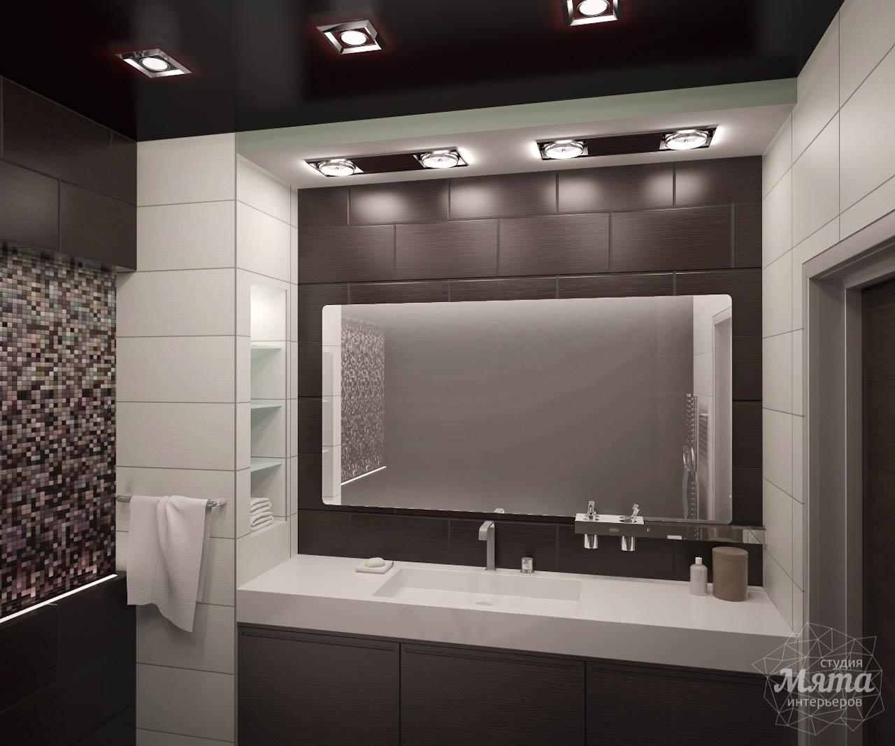 Дизайн интерьера однокомнатной квартиры по ул. Посадская 34 img1873746985