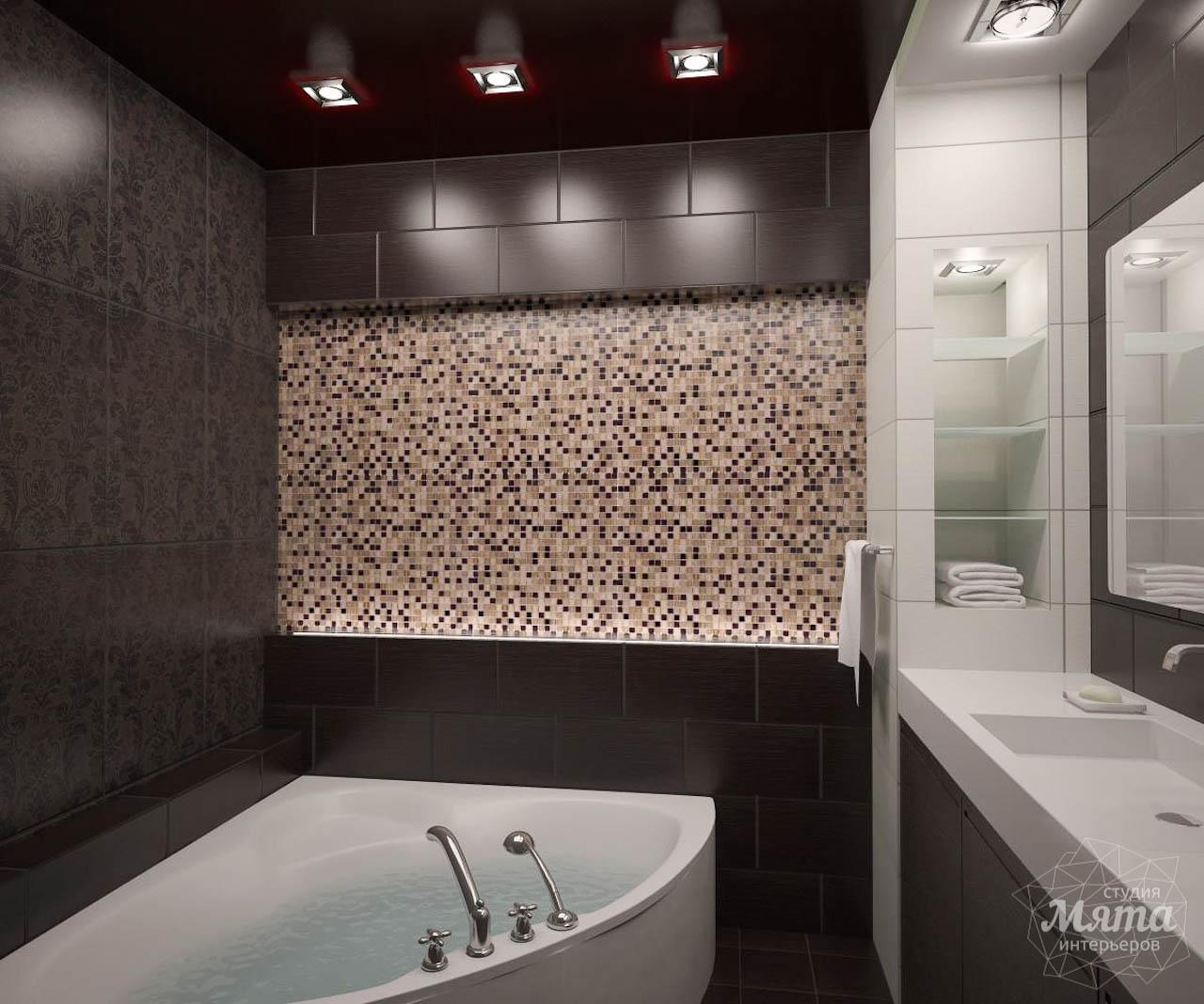 Дизайн интерьера однокомнатной квартиры по ул. Посадская 34 img530833657