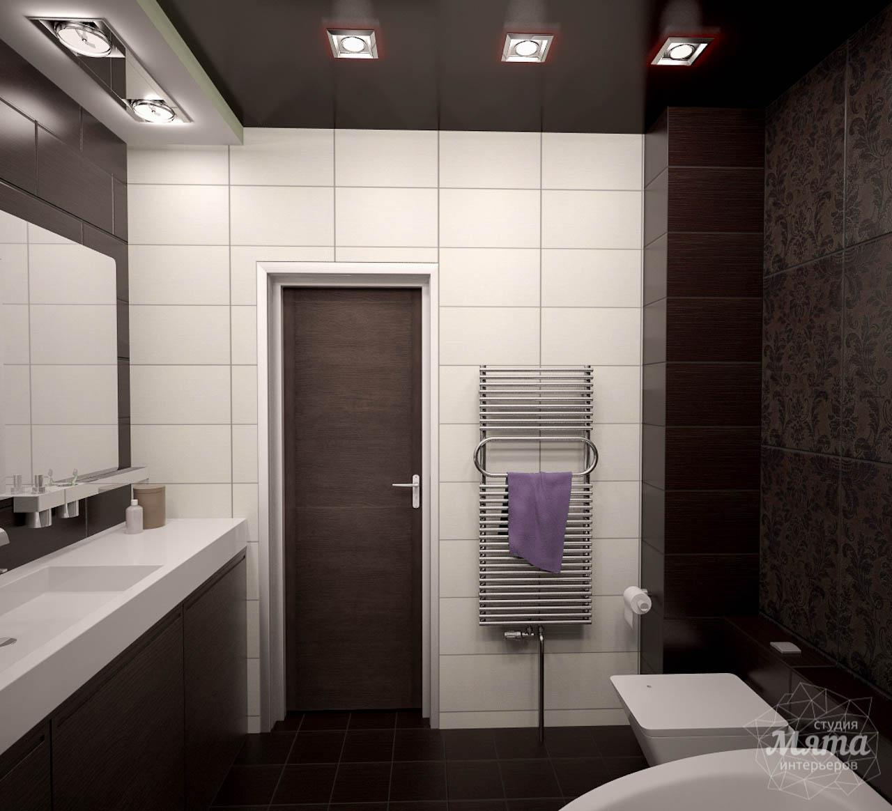 Дизайн интерьера однокомнатной квартиры по ул. Посадская 34 img1043244012