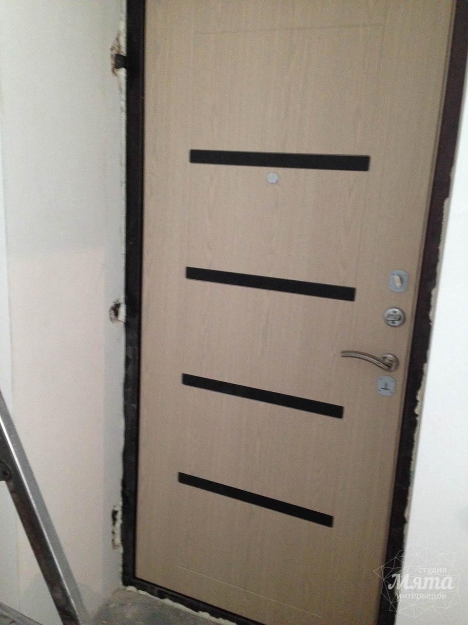 Дизайн интерьера и ремонт однокомнатной квартиры по ул. Сурикова 53а 43
