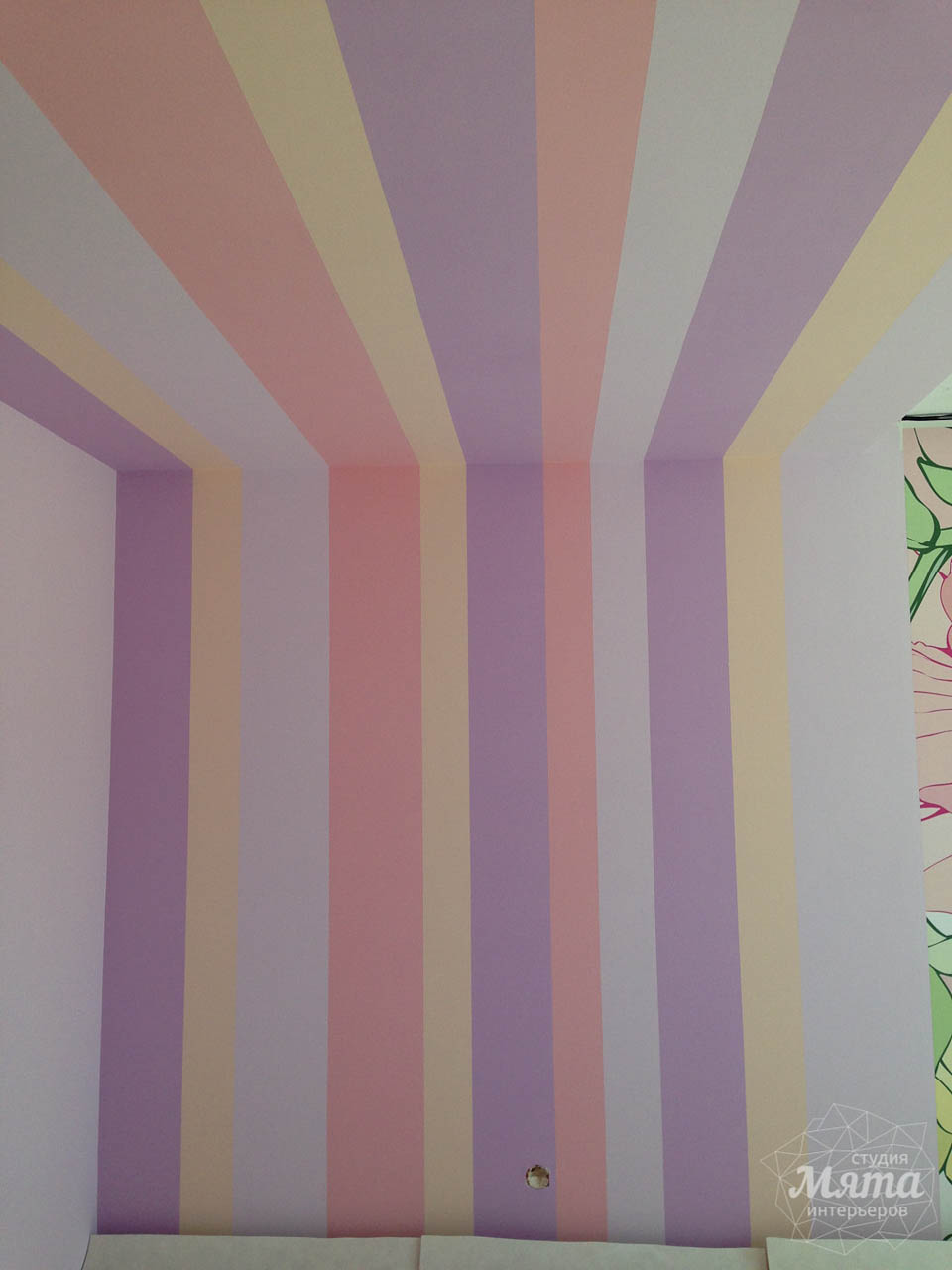 Дизайн интерьера и ремонт трехкомнатной квартиры по ул. Фучика 9 40