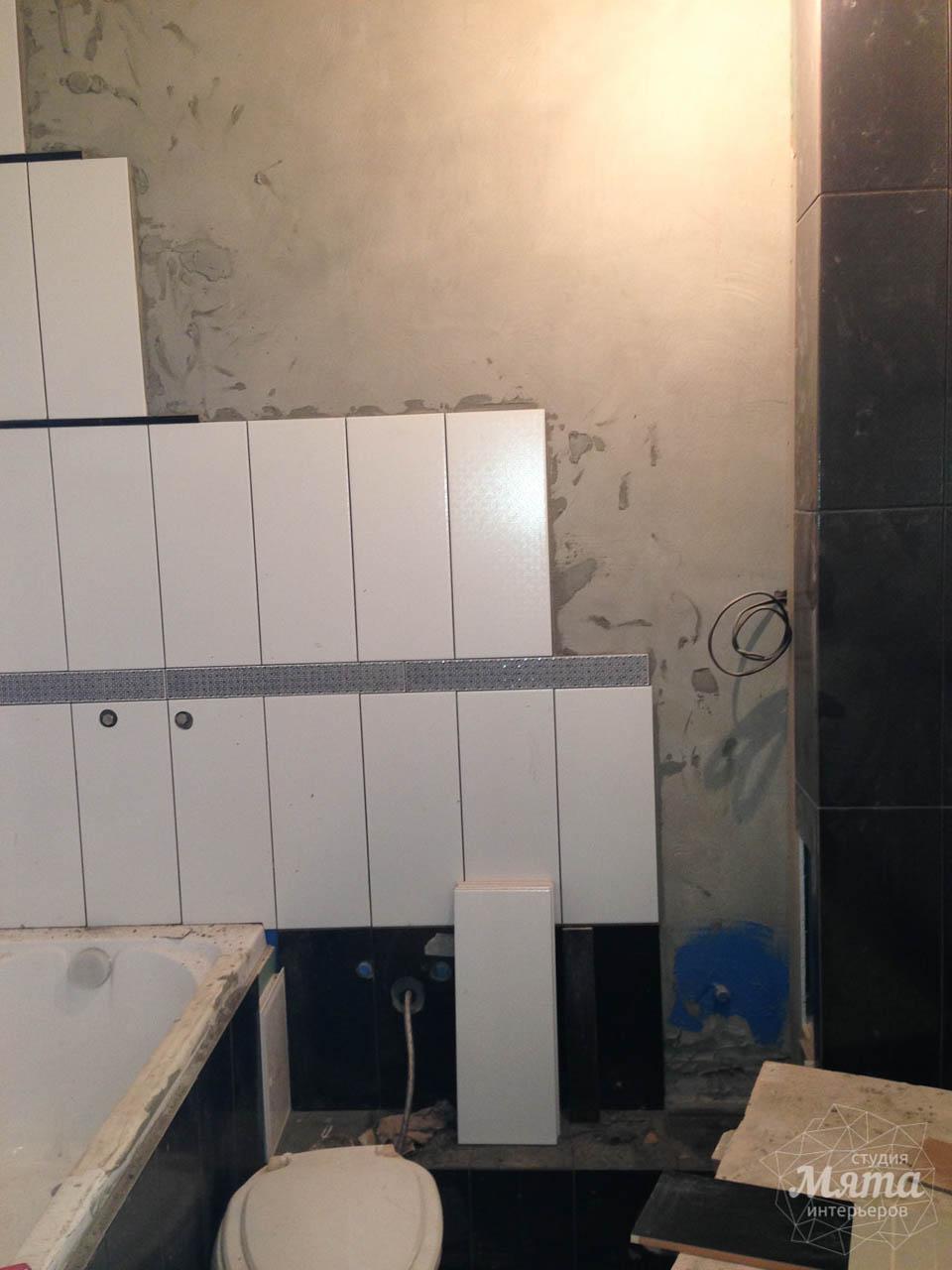Дизайн интерьера и ремонт однокомнатной квартиры по ул. Сурикова 53а 60