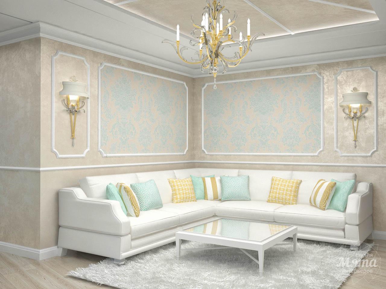 Дизайн интерьера и ремонт трехкомнатной квартиры по ул. 8 Марта 190 img1122398126
