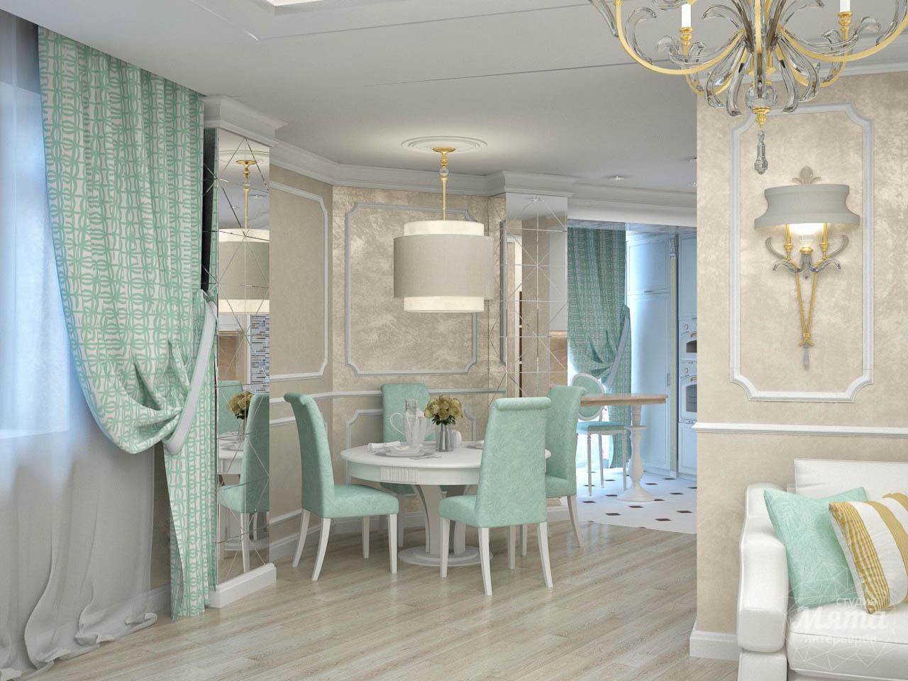 Дизайн интерьера и ремонт трехкомнатной квартиры по ул. 8 Марта 190 img2016498253