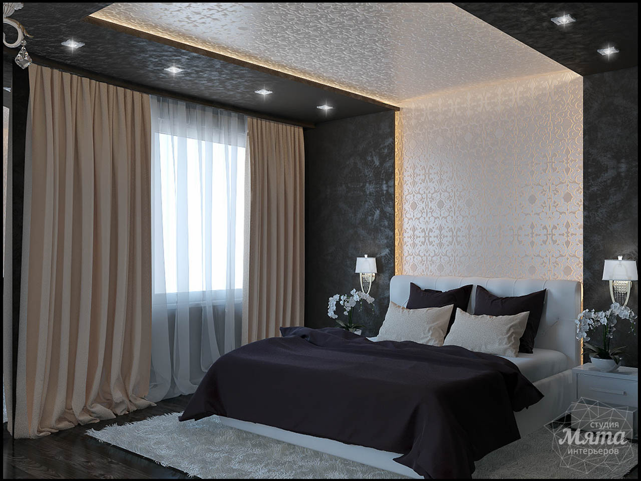 Дизайн интерьера и ремонт трехкомнатной квартиры по ул. 8 Марта 190 img626446376