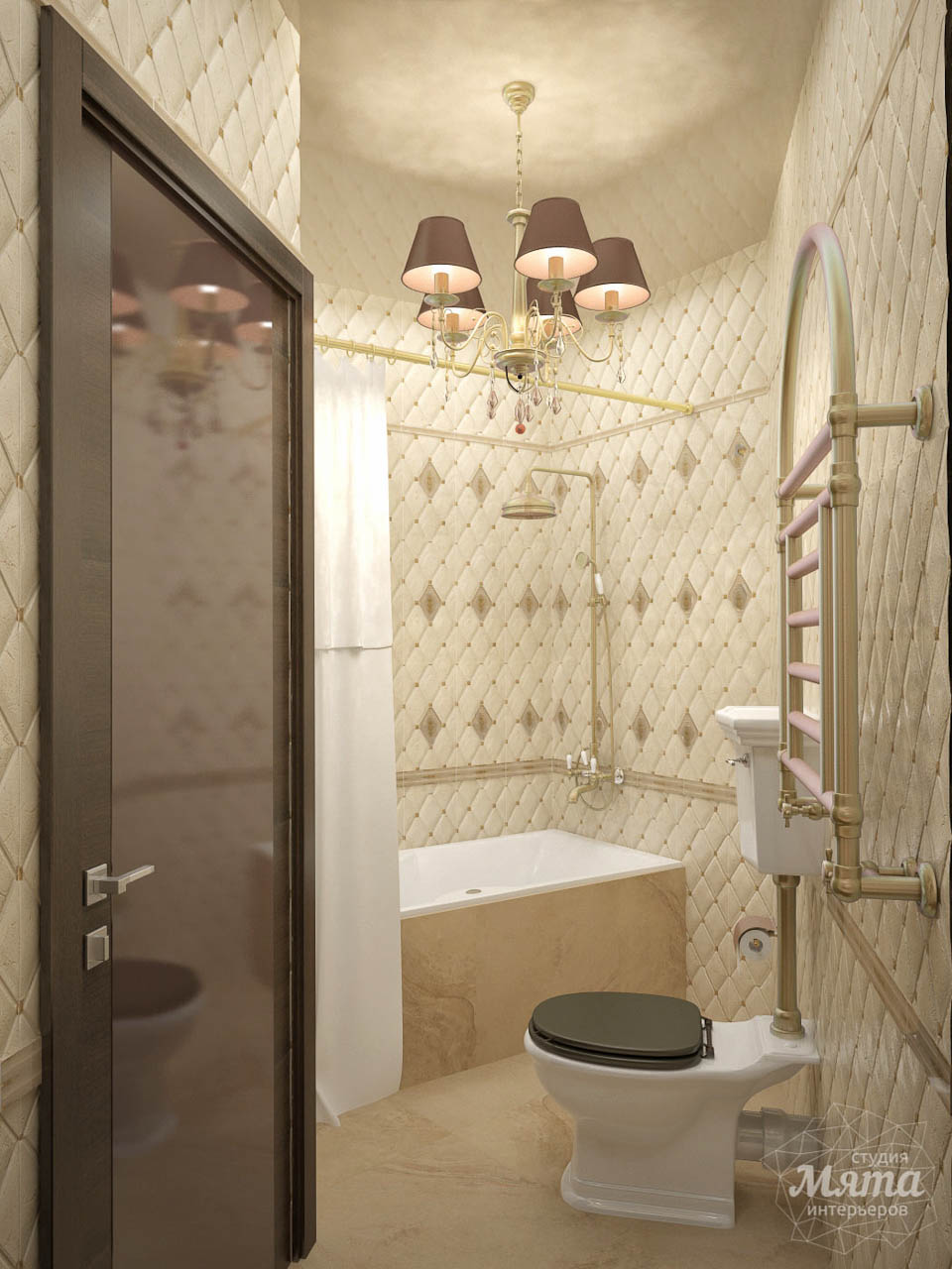 Дизайн интерьера и ремонт трехкомнатной квартиры по ул. 8 Марта 190 img1541597219