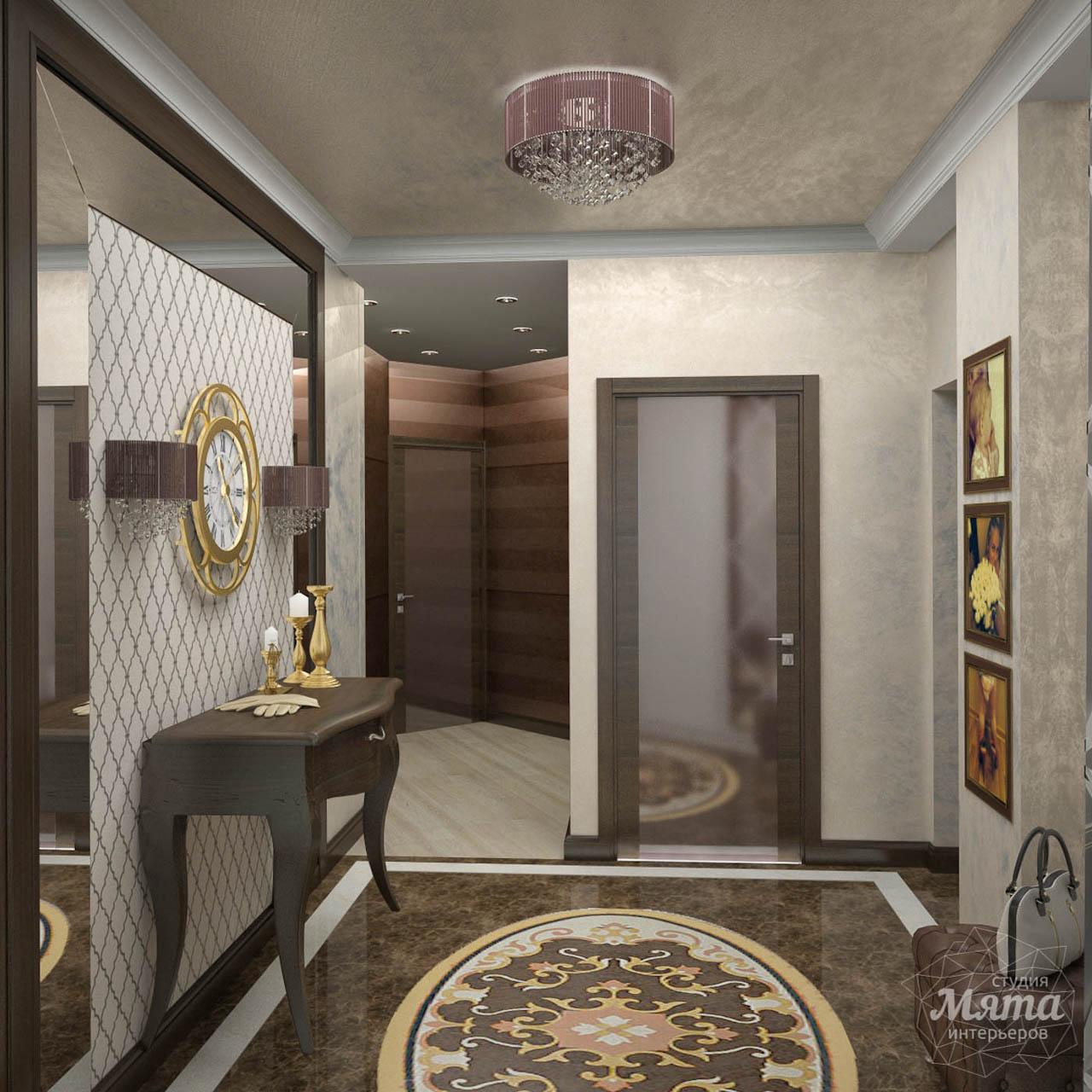 Дизайн интерьера и ремонт трехкомнатной квартиры по ул. 8 Марта 190 img1889809307