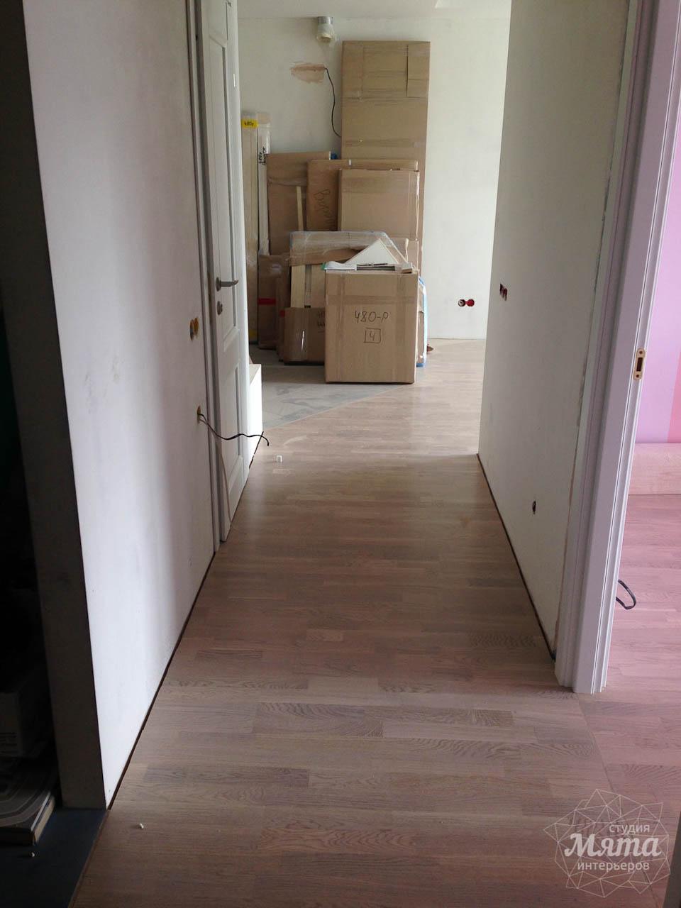 Дизайн интерьера и ремонт трехкомнатной квартиры по ул. Фучика 9 58