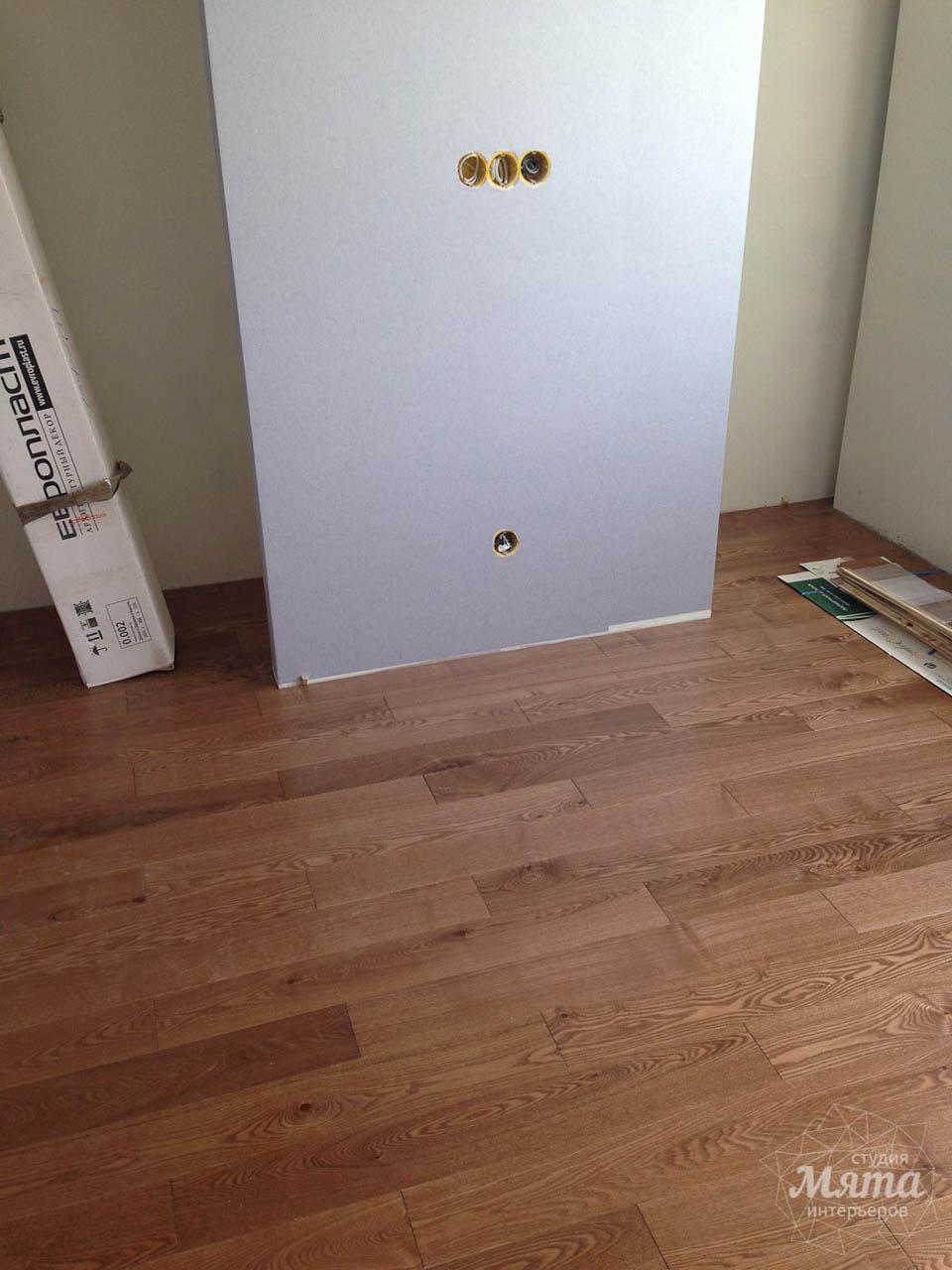 Дизайн интерьера и ремонт трехкомнатной квартиры по ул. Фучика 9 56