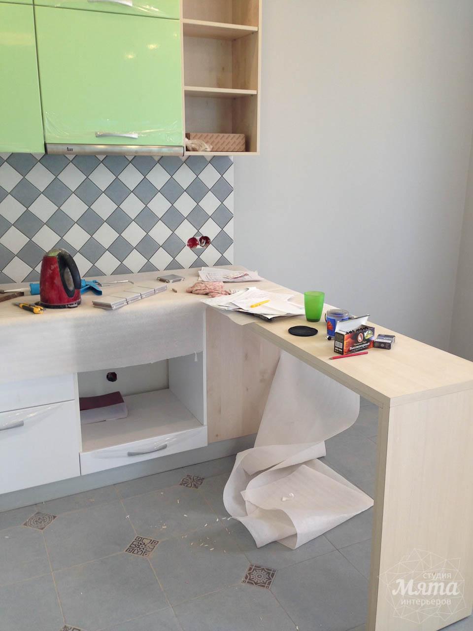 Дизайн интерьера и ремонт однокомнатной квартиры по ул. Сурикова 53а 61