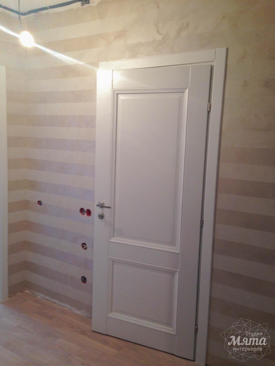 Дизайн интерьера и ремонт трехкомнатной квартиры по ул. Фучика 9 54