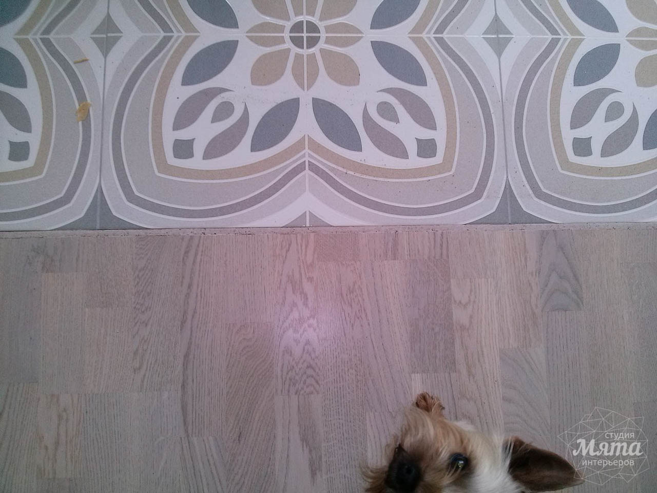 Дизайн интерьера и ремонт трехкомнатной квартиры по ул. Фучика 9 67