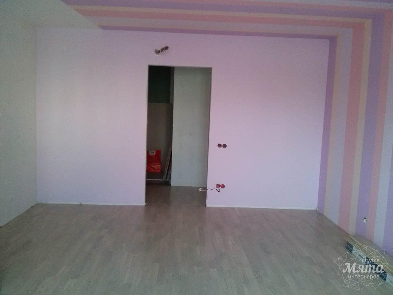 Дизайн интерьера и ремонт трехкомнатной квартиры по ул. Фучика 9 70