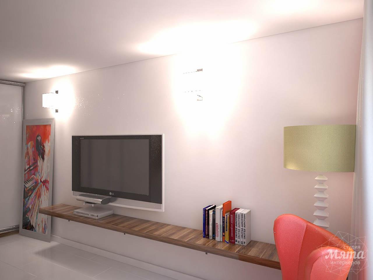 Дизайн интерьера однокомнатной квартиры в стиле минимализм по ул. Чапаева 30 img1172018462