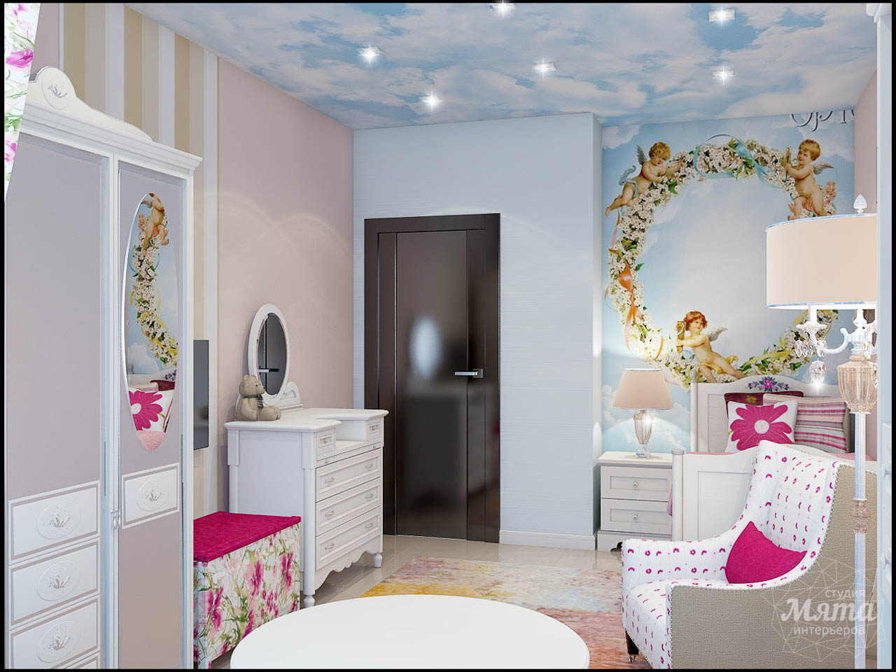 Дизайн интерьера и ремонт трехкомнатной квартиры по ул. 8 Марта 190 img1978437677
