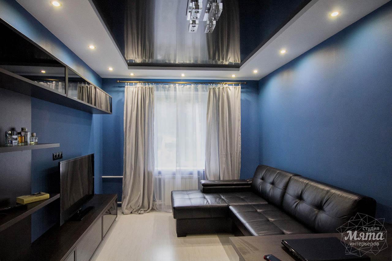 Дизайн интерьера и ремонт однокомнатной квартиры по ул. Комсомольская 45 1